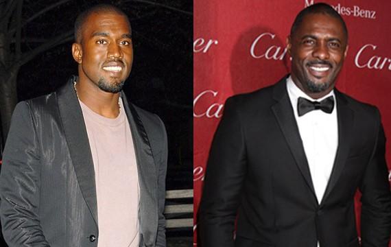 Kanye-West-Idris-Elba
