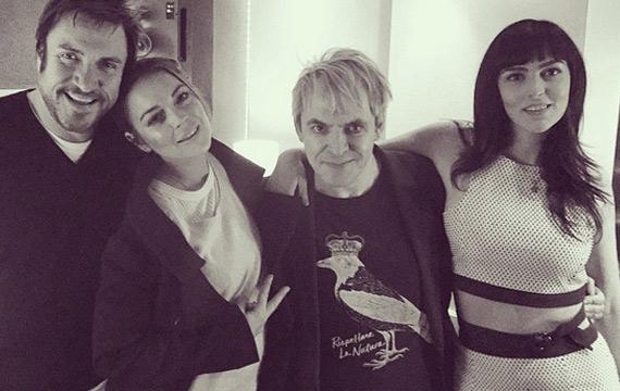 Lindsay-Lohan-Duran-Duran