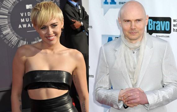 Miley-Cyrus-Billy-Corgan