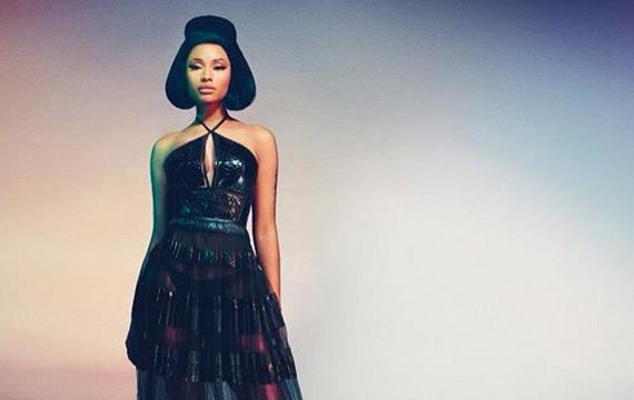 Nicki Minaj Is New Face of Roberto Cavalli