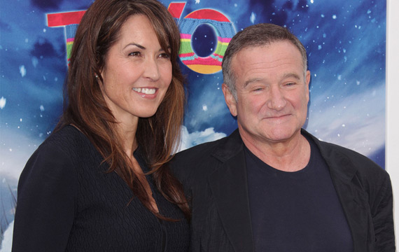Susan-Schneider- Robin Williams