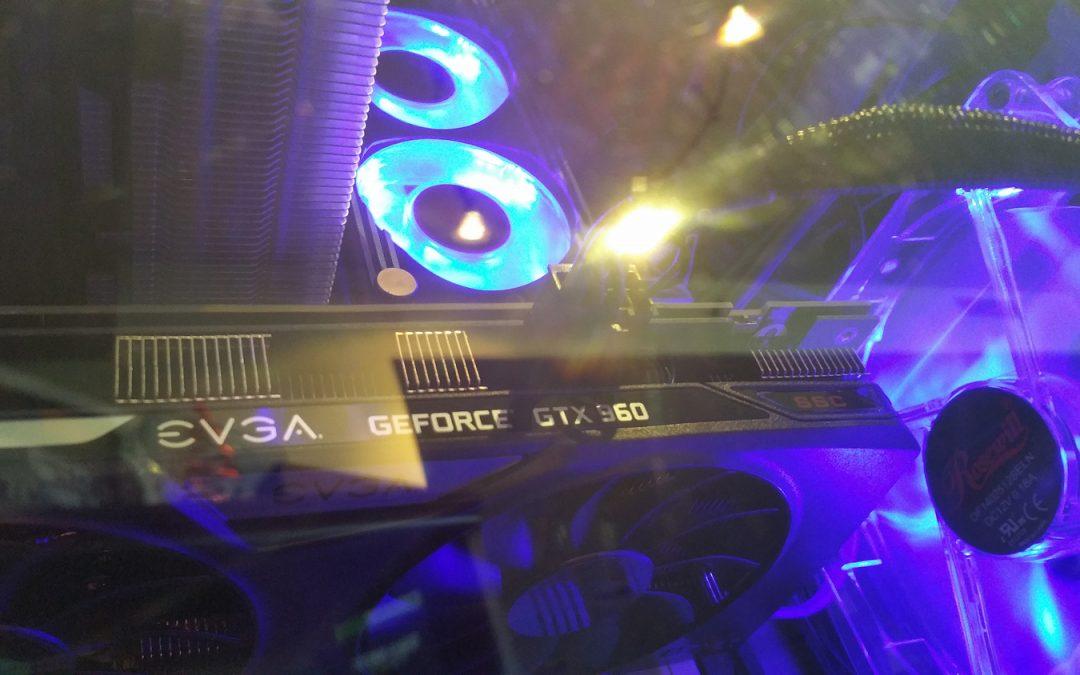 EVGA GeForce GTX 960 SSC – Let's Game