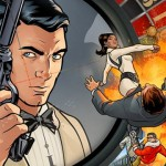 New Contest: 'Archer' Signed Posters