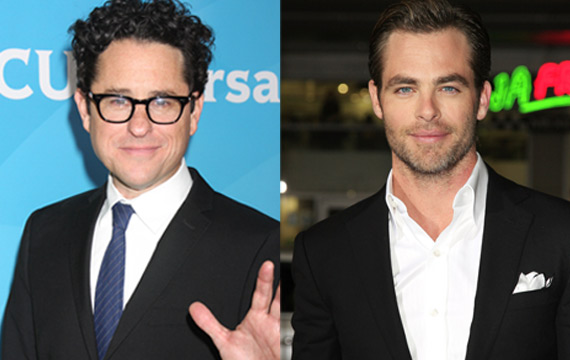 JJ-Abrams-Chris-Pine