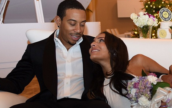 Ludacris and New Wife Eudoxie Are Reportedly Expecting