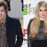 One Direction's Harry Styles and Meghan Trainor Make Beautiful Music Together