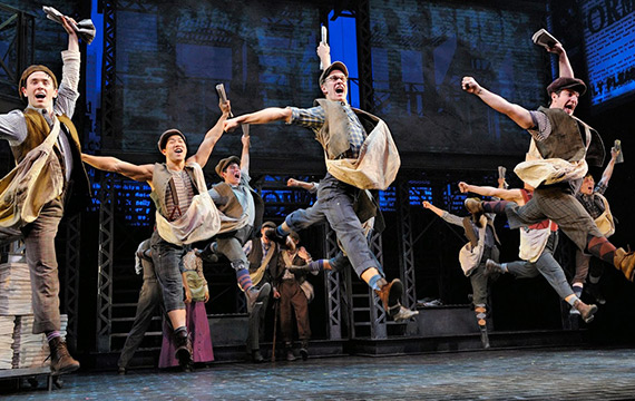 Newsies Review: All the Songs and Suspenders You Remember