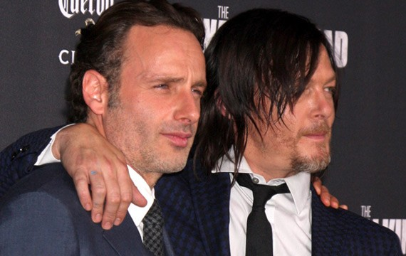 Andrew-Lincoln-Norman-Reedus