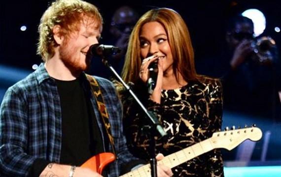 Ed-Sheeran-Beyonce