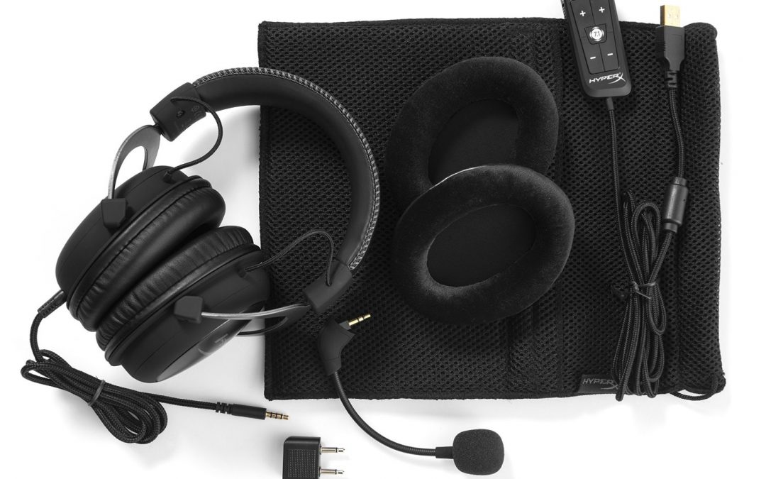 HyperX Cloud II – One of the Best Gaming Headsets Gets Even Better