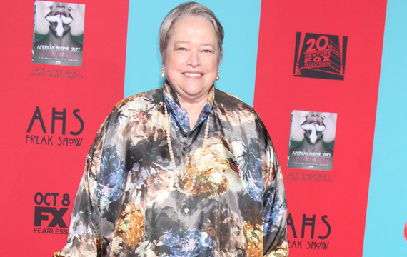 'American Horror Story' Star Kathy Bates Describes Ongoing ...