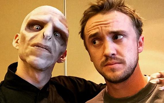 'Harry Potter' Star Tom Felton Developing Superfan Documentary Rupert Grint Dead