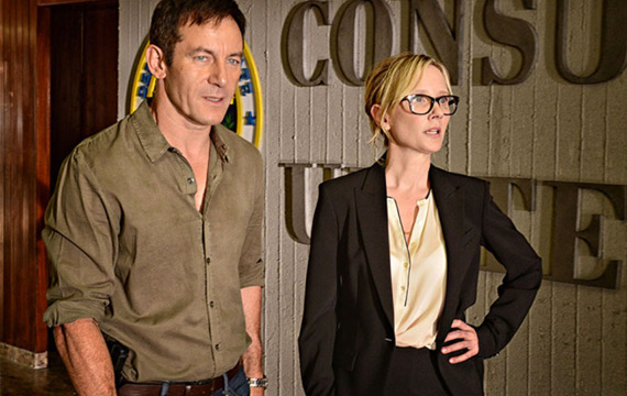 Anne Heche on Dig