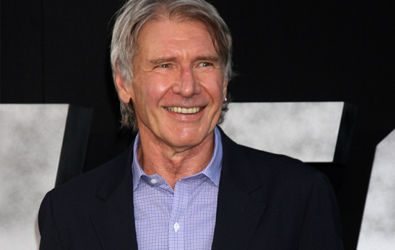 Harrison Ford Reportedly Injured in Plane Crash