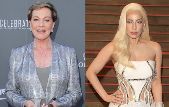 Julie-Andrews-Lady-Gaga