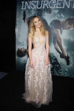 The Divergent Series: Insurgent Premiere - Photo 5
