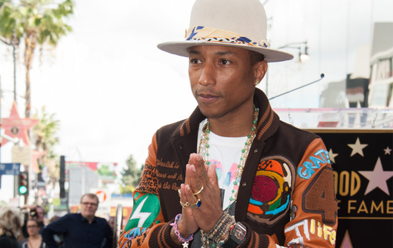 Pharrell, Ellie Goulding and More Offer to Perform at Bullied Dancing Man's Charity Bash