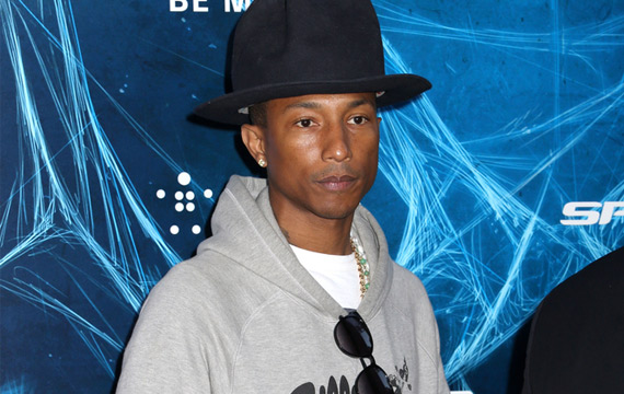 Pharrell Speaks Out About 'Blurred Lines' Trial Ruling