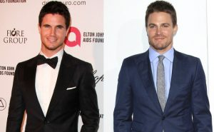 Robbie-Amell-Stephen-Amell