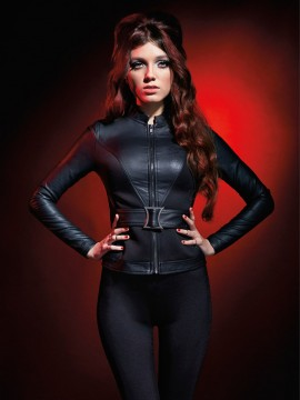 Black Widow Jacket from the Marvel by Her Universe Fashion Collection
