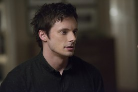 Pictured: Bradley James as Lowell Tracey Photo Credit: Diyah Pera/ The CW