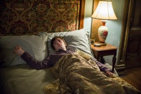 Pictured: Freddie Highmore Photo Credit: James Dittiger/ A&E Networks