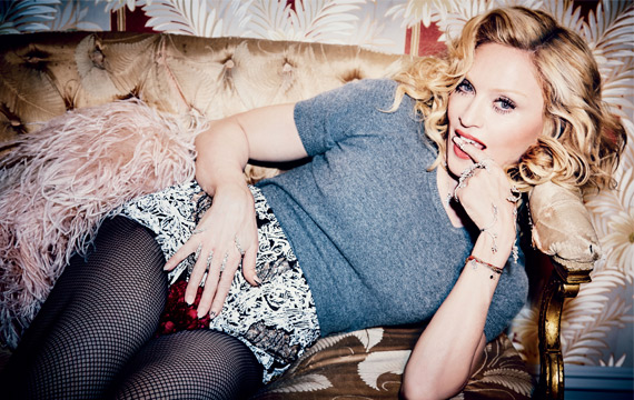 Madonna Talks Haters, Sexuality and Ageism with 'Cosmopolitan'