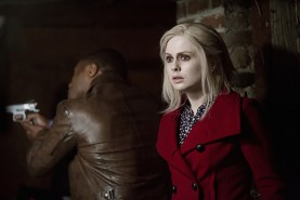 Pictured: (L-R) Malcolm Goodwin as Detective Clive Babineaux and Rose McIver as Liv Moore Photo Credit: Diyah Pera/ The CW
