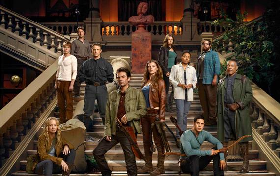 Warner Bros. Television and DC Comics Team Up for 'Revolution' Digital Comic