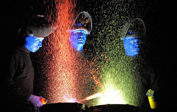 Blue Man Group Review: A Theater Experience Like No Other