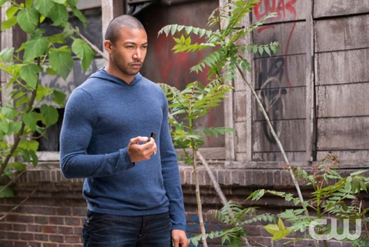 Pictured: Charles Michael Davis as Marcel Photo Credit: Annette Brown/ The CW