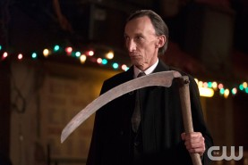 Pictured: Julian Richings as Death Photo Credit: Katie Yu/ The CW