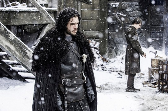 Pictured: Kit Harington as Jon Snow Photographer: Helen Sloan/HBO