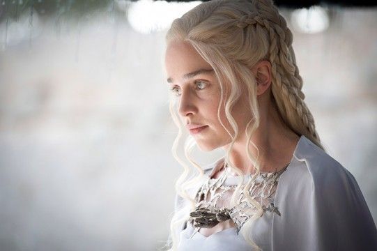 Pictured: Emilia Clarke as Daenerys Targaryen Photographer: Macall B. Polay/HBO