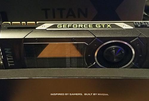 NVIDIA GeForce GTX Titan X – 4K Gaming