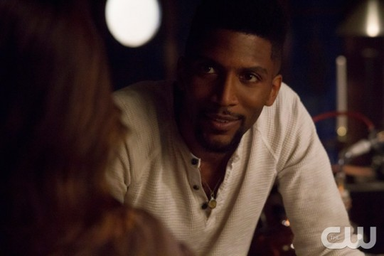 Pictured: Yusuf Gatewood as Vincent Photo Credit: Annette Brown/ The CW
