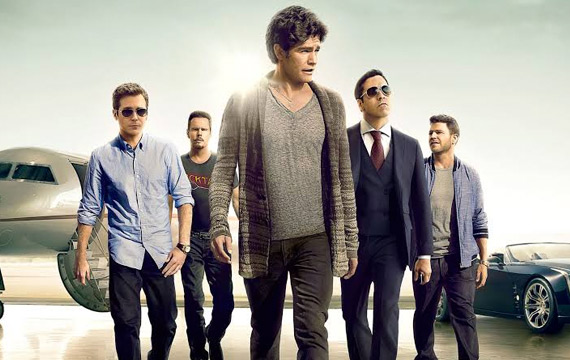 'Entourage' Review: A Made-for-Silver-Screen TV Show