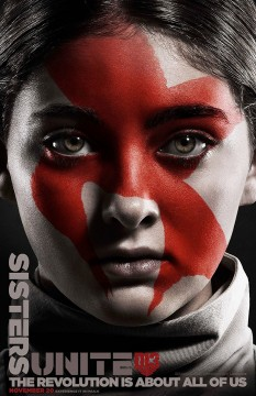 Willow Shields as Primrose Everdeen Photo Credit: Facebook/ Lionsgate