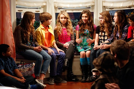 Girl Meets World Episode 2.19 Photo 4 - Photo Credit: Disney Channel/Kelsey McNeal