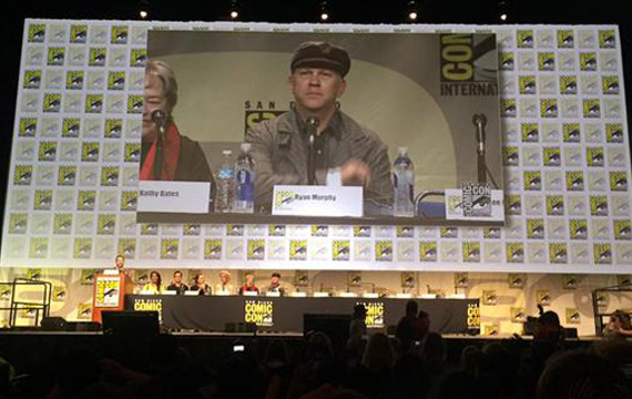'American Horror Story: Hotel' Cast Revealed Character Names at Comic-Con 2015