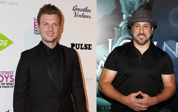 Joey-Fatone-Nick-Carter