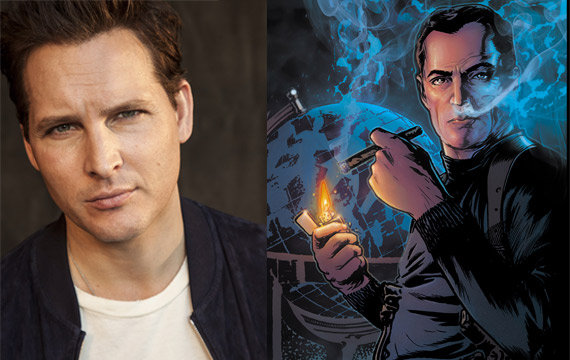 Peter Facinelli Joins Cast of 'Supergirl' as Maxwell Lord