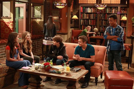 Girl Meets World - Episode 2.18 Photo 1 - Photo Credit: Disney Channel/ Ron Tom