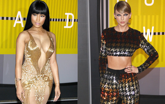 Nicki-Minaj-taylor-Swift