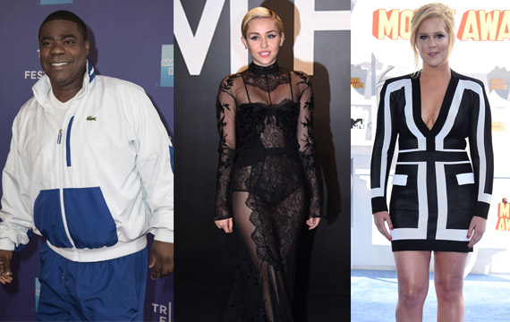 Tracey-Morgan-Amy-Schumer-Miley-Cyrus