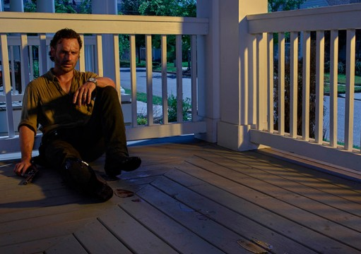 Pictured: Andrew Lincoln as Rick Grimes Photo Credit: Frank Ockenfels 3/AMC