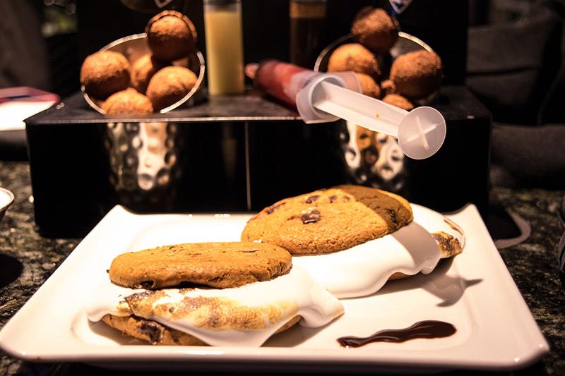 Topgolf Atlanta Food 3