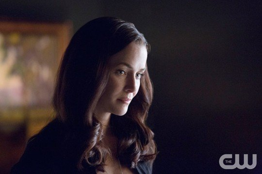 Pictured: Annie Wersching as Lily Photo: Bob Mahoney/The CW