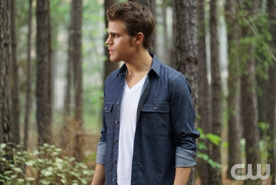 Pictured: Paul Wesley as Stefan Photo Credit: Annette Brown/The CW