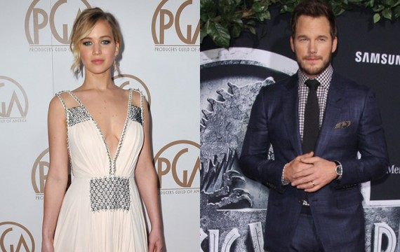 J-Law-Chris-Pratt